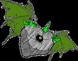 Open Source: Rokkon, The Flying Geode