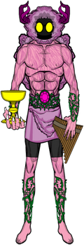 OS: Dionysus, The Greek God of Madness