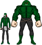 G-Verse / Sargasso: Gangway, Champion of Cyttorak