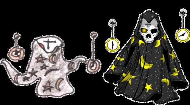 OS: Azkabore, The Skull of Magic