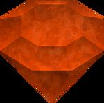 OS: Traveler's Otherworldly Hessonite