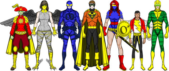 OS: Titan City's Mighty Legion