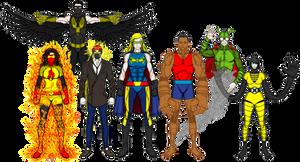 OS: Empire City's New Men