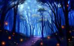 Gathering Fireflies