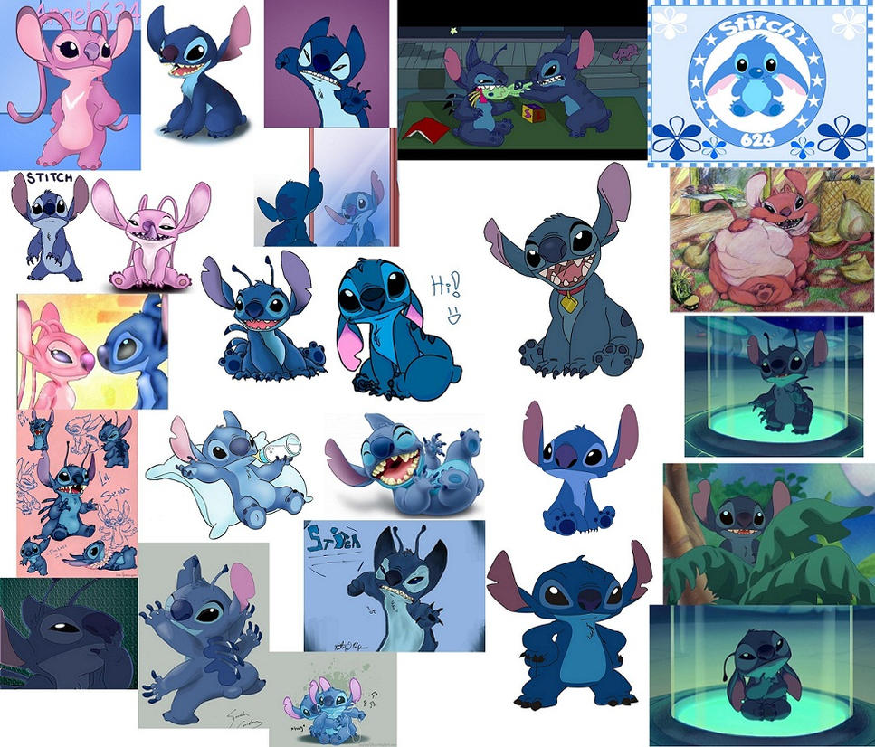 Stitch Wallpaper By StitchfanfromGermany