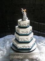 Wedding cake 53 by ninny85310