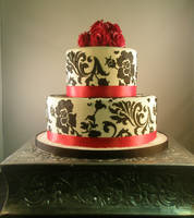 Wedding cake 91 by ninny85310