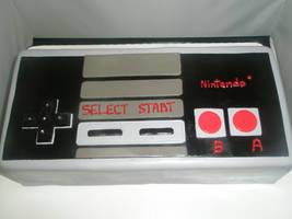 Nintendo controller by ninny85310