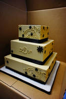 Wedding cake 165 by ninny85310