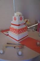 Wedding cake 199 by ninny85310
