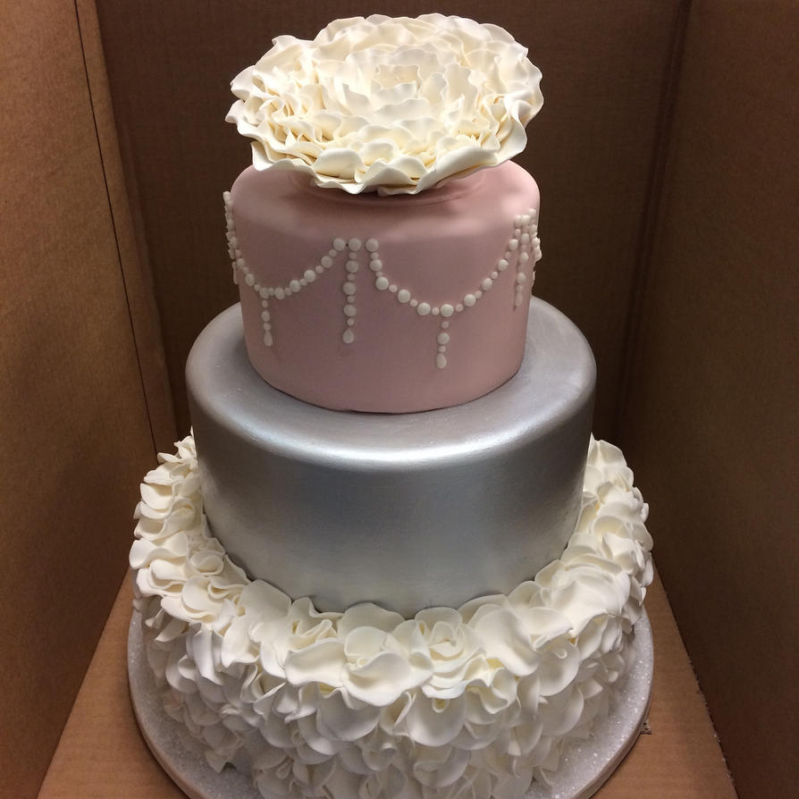 Wedding cake 306 by ninny85310
