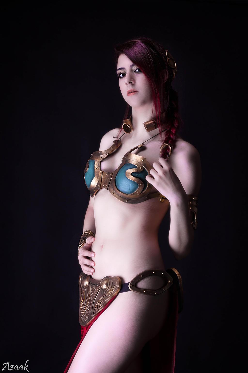 Amateur slave leia star wars cosplay blowjob amp cim - 2 part 8