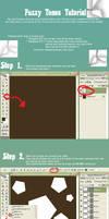 Fuzzy Shape Manga Tone tutorial