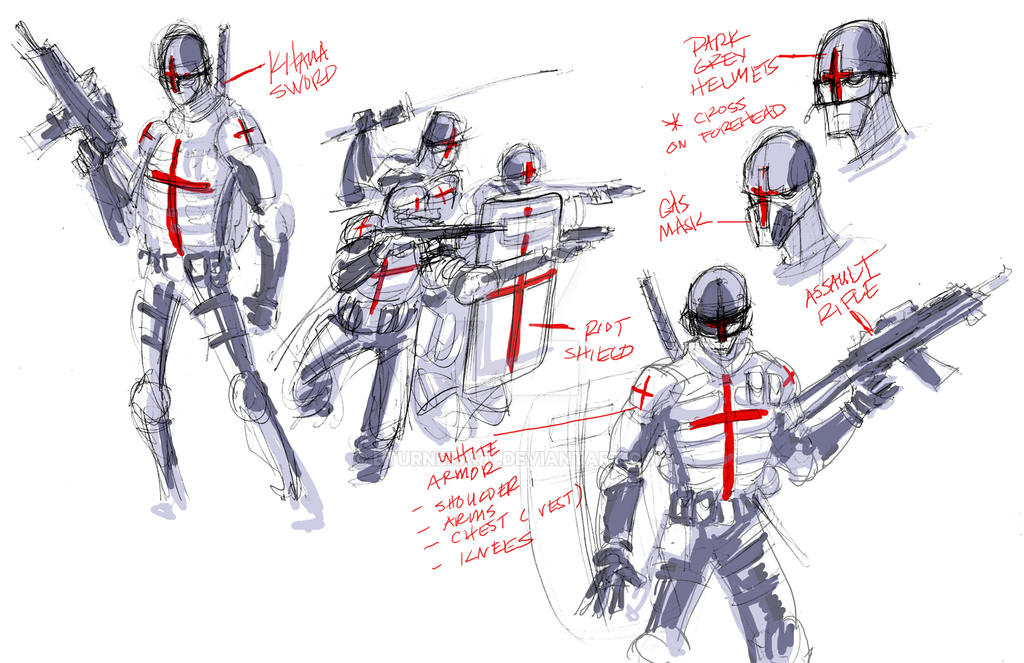 Hipster Sketches Tumblr Knights-templar-sketch...