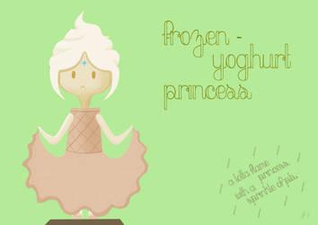Frozen Yogurt Princess by MTrigg