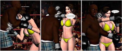 News: Lara Croft KO's Huge Fan!