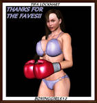 Thanks For The Faves!! by boxinggirls12