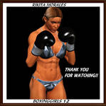 Thank You For Watching!! by boxinggirls12