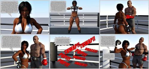 Jazmine's Bodacious Promo by boxinggirls12