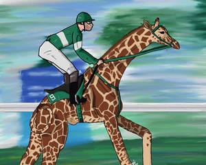 Giraffe Race