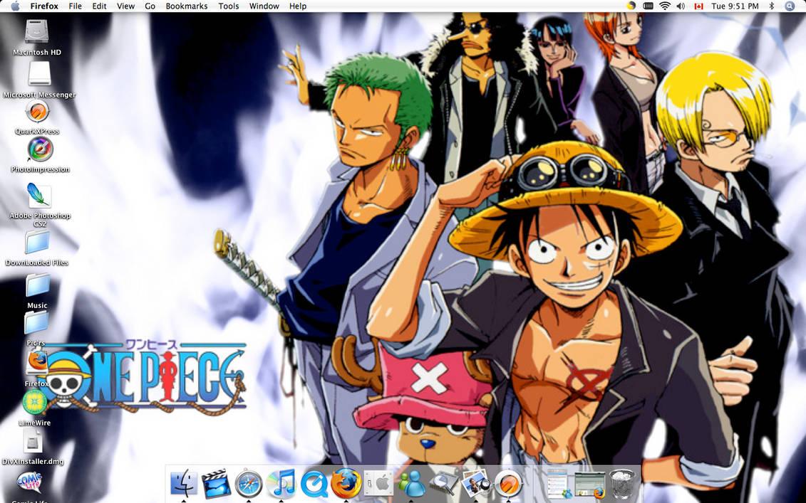 One Piece -screen shot-