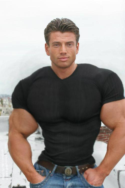 Big Man In Black By BigBergMan On DeviantArt