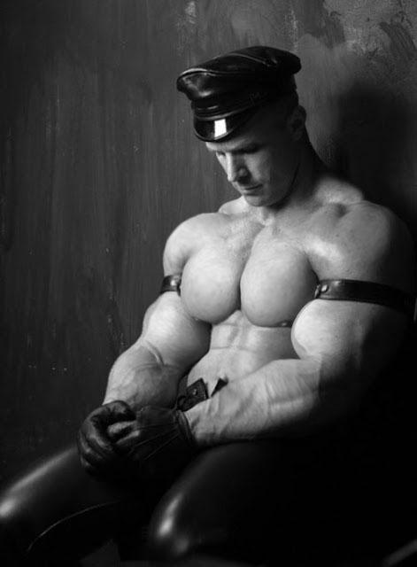 Muscular Gay Masters 14