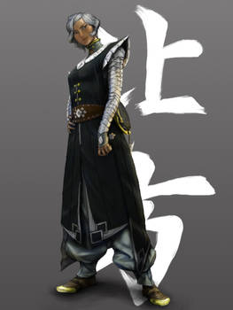 Suyin Bei Fong  From TLOK