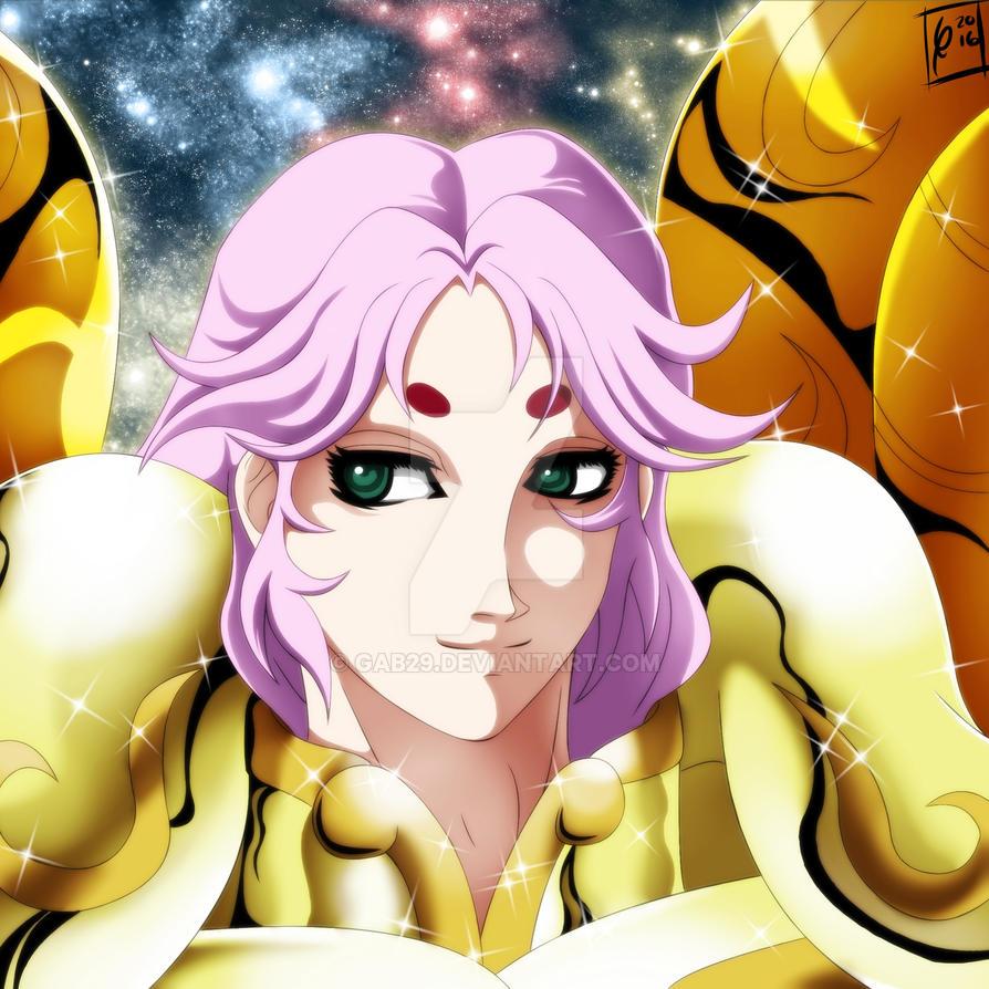 Aries Mu - Divine Gold Cloth by gab29