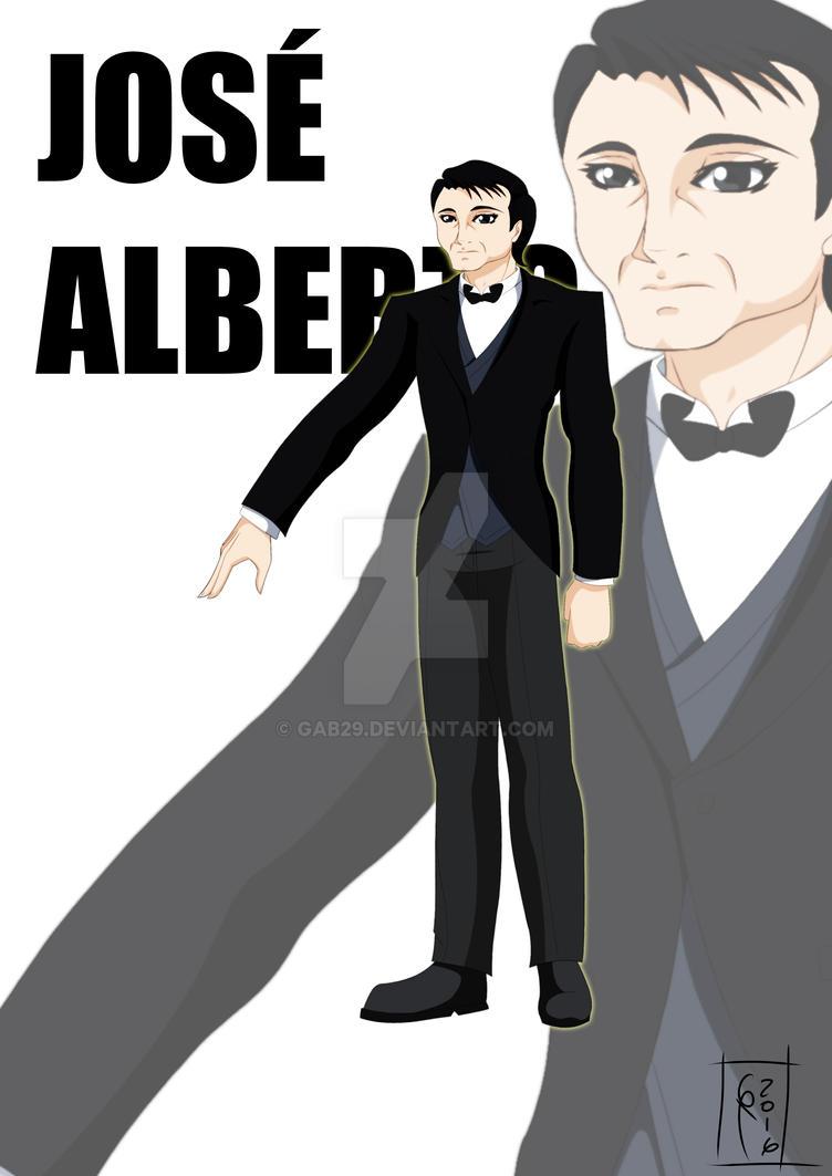 Jose Alberto by gab29