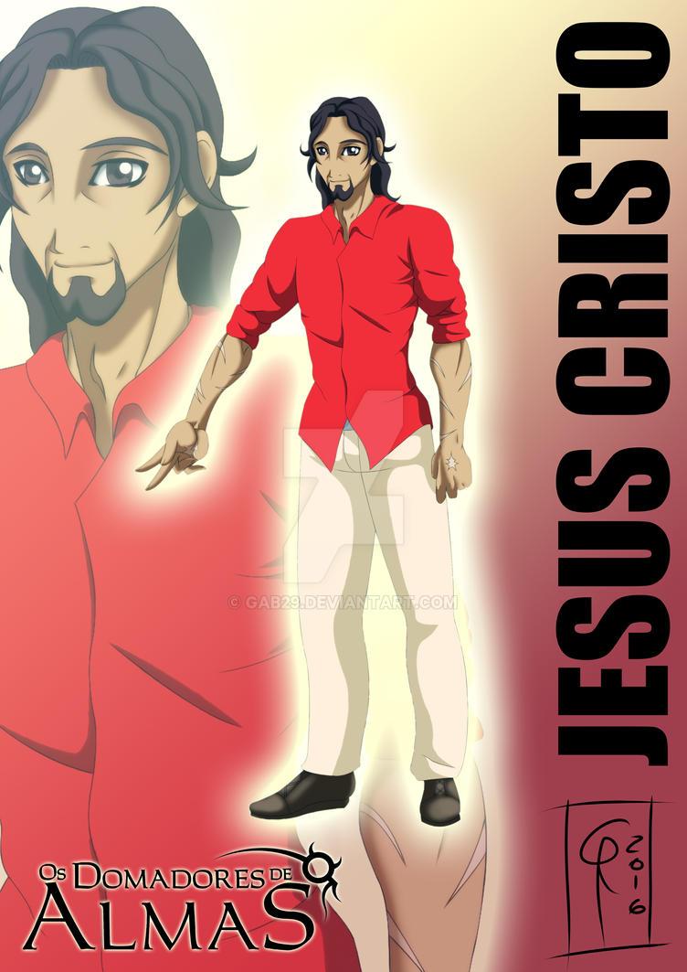 Jesus Christ of Nazareth by gab29