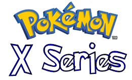Pokemon X Series Logo by supermatthewbros2010