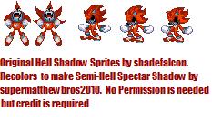 Semi-Hell Spectar Shadow by supermatthewbros2010