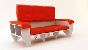 Sofa Design by TyrantWave