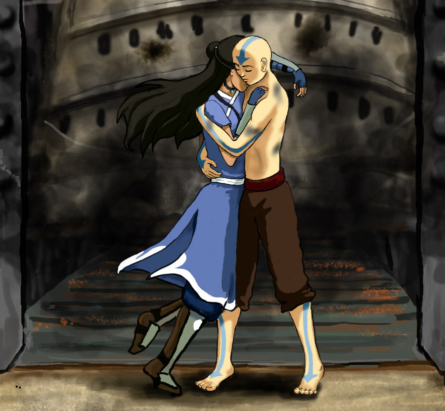 Avatar Ang: Avatar Aang By Greeneyes-17 On DeviantArt