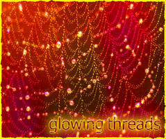 Glowing Threads by People-are-Strange