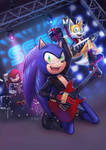 Sonic rock team