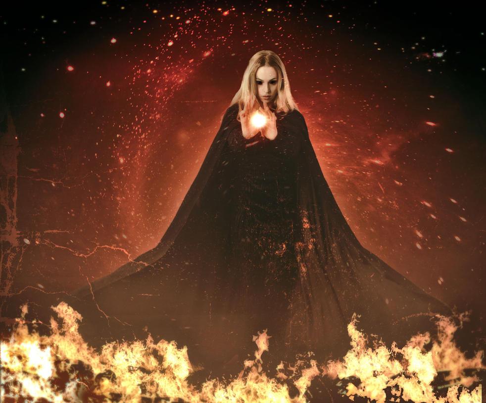 Witch by 11Ziggy11