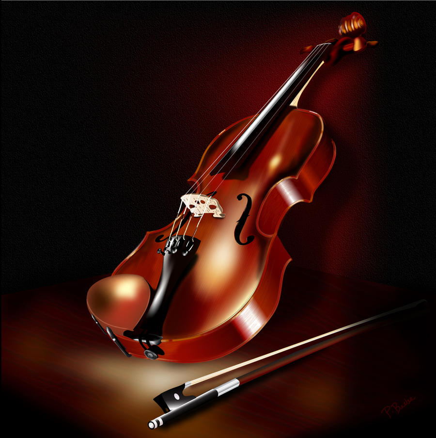 The Red Violin by pbeebe on DeviantArt