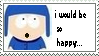 i would be sooo happy by StanxKyleFan