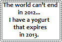 Yogurt - Stamp