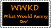 What Would Kenny Do - Stamp by StanxKyleFan