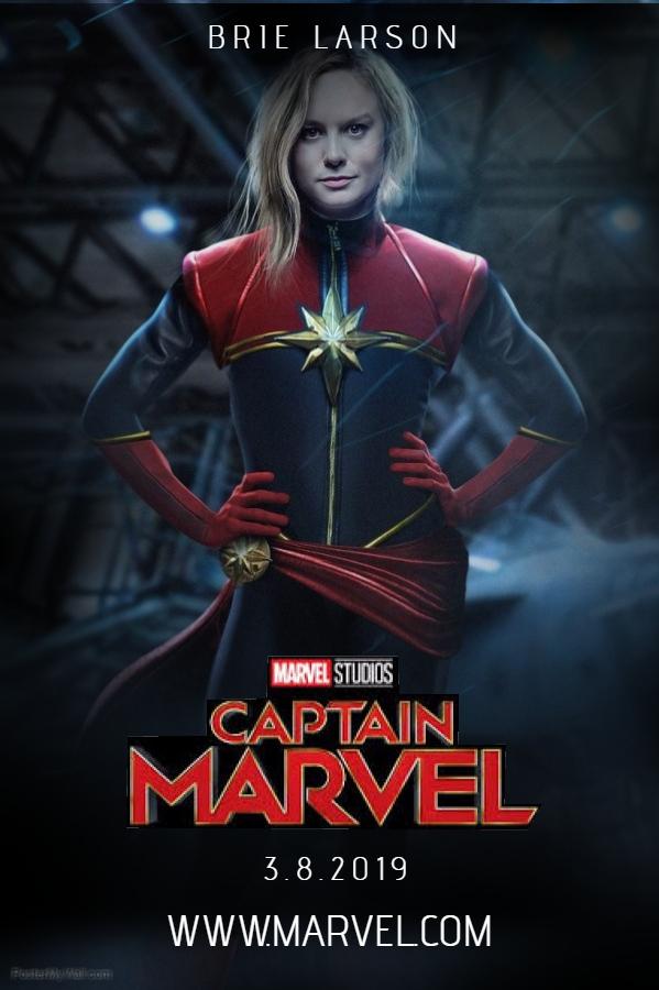teaser captain marvel audio video photo