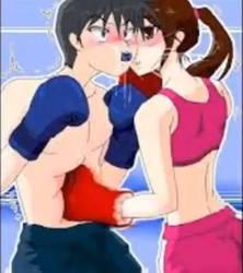 Boxing Manga #7 by EngineGear