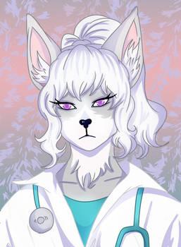 [Sketchy gift] Doctor Laika