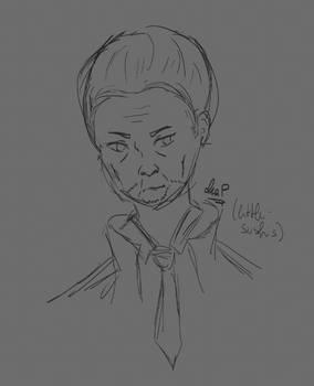 Raymond Estimar - Headshot Sketch