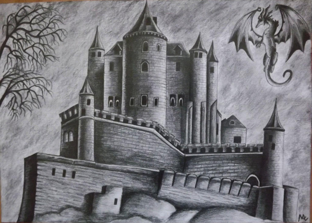 Alcazar Castle by Maye5