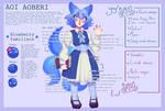 Aoi Aoberi Reference Sheet!