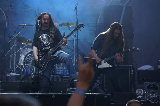 Jeff Walker and Ben Ash, Carcass.