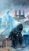 Anakin Skywalker and Kylo Ren